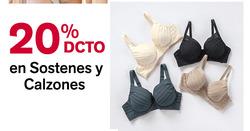 Ofertas de Leonisa  en el catálogo de Santiago