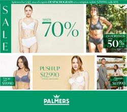 Ofertas de Palmers en el catálogo de Palmers ( 8 días más)