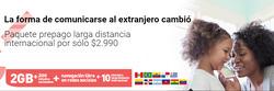 Ofertas de Claro  en el catálogo de Santiago