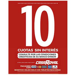 Ofertas de Casa Royal  en el catálogo de La Cisterna