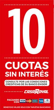 Ofertas de Casa Royal  en el catálogo de Santiago