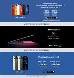 Ofertas de MacBook en MacOnline