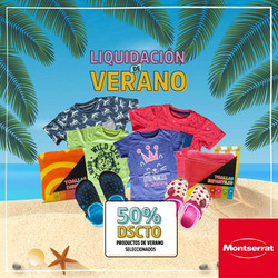 Ofertas de Supermercados Montserrat  en el catálogo de Puente Alto
