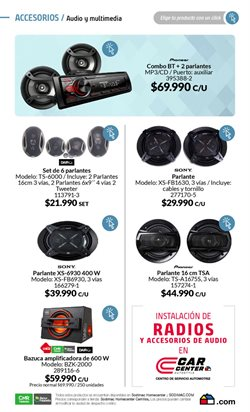 Ofertas de Video en HomeCenter Sodimac