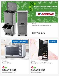 Catálogo HomeCenter Sodimac ( Publicado hoy)