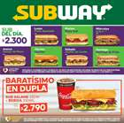 Catálogo Subway ( Caducado )