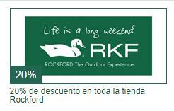 Ofertas de Rockford  en el catálogo de Providencia