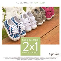Ofertas de Opaline  en el catálogo de Las Condes