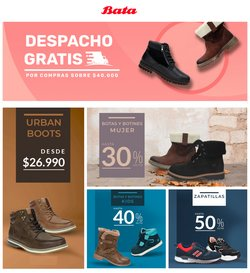 Catálogo Bata zapaterías ( Publicado hoy)