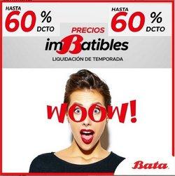 Ofertas de Ropa, Zapatos y Accesorios en el catálogo de Bata zapaterías ( 3 días más)