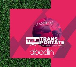 Ofertas de Abcdin en el catálogo de Abcdin ( Vence mañana)