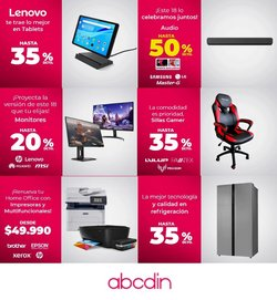 Ofertas de Abcdin en el catálogo de Abcdin ( 2 días más)