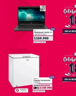Ofertas de HP en el catálogo de Abcdin ( 2 días más)
