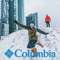 Ofertas de Columbia en el catálogo de Columbia ( Más de un mes)