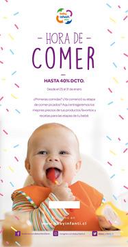 Ofertas de Baby Infanti  en el catálogo de Maipú