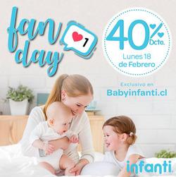 Ofertas de Baby Infanti  en el catálogo de Santiago