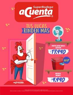 Catálogo Super Bodega a Cuenta ( 4 días más)