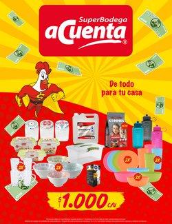 Catálogo Super Bodega a Cuenta ( 19 días más)