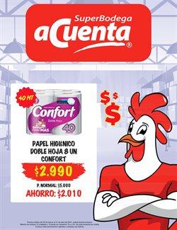 Catálogo Super Bodega a Cuenta ( 7 días más)