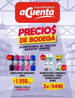 Catálogo Super Bodega a Cuenta ( 3 días más)