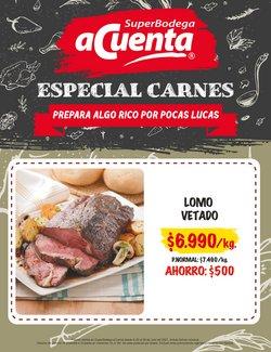 Catálogo Super Bodega a Cuenta ( 2 días más)