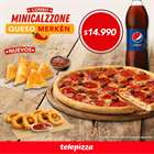Catálogo Telepizza ( 5 días más )