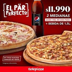 Catálogo Telepizza ( 8 días más)