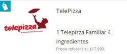 Ofertas de Restaurantes  en el catálogo de Telepizza en Punta Arenas