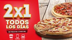 Ofertas de Telepizza  en el catálogo de Melipilla