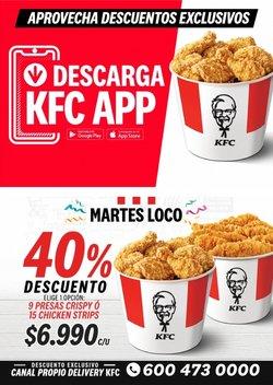 Catálogo KFC ( 5 días más)