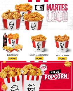 Catálogo KFC ( Publicado ayer)