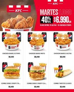 Catálogo KFC ( 12 días más)