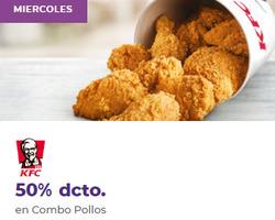 Ofertas de KFC  en el catálogo de Santiago