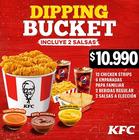 Cupón KFC en Temuco ( Publicado ayer )