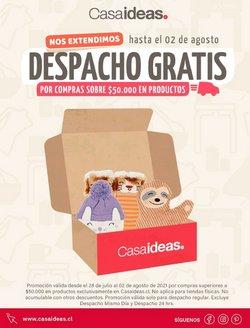 Ofertas de Casaideas en el catálogo de Casaideas ( Publicado hoy)