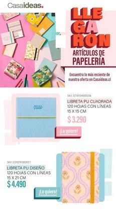 Catálogo Casaideas ( Publicado ayer)
