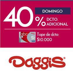 Ofertas de Doggis  en el catálogo de Santiago