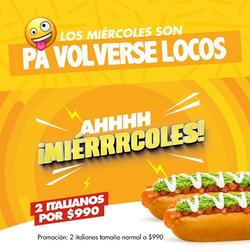 Ofertas de Restaurantes  en el catálogo de Doggis en La Serena