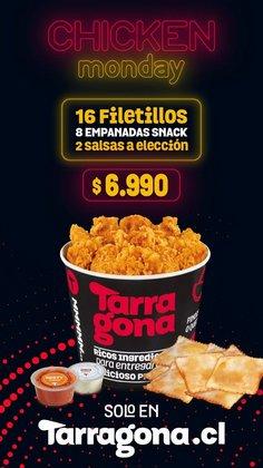 Catálogo Tarragona ( 6 días más)