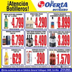 Ofertas de La Oferta en el catálogo de La Oferta ( 7 días más)