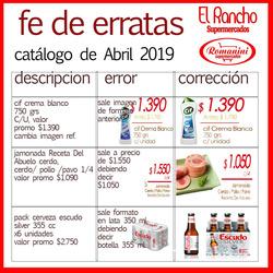 Ofertas de Supermercados Romanini  en el catálogo de Melipilla