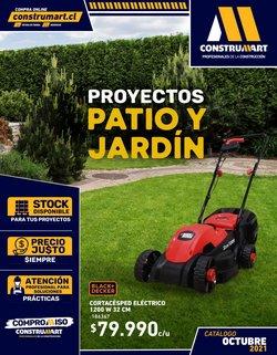 Ofertas de Ferretería y Construcción en el catálogo de Construmart ( Vence hoy)