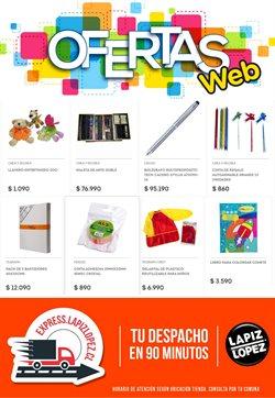 Ofertas de Libros para colorear en Lápiz López