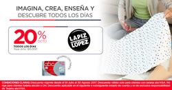 Ofertas de Lápiz López  en el catálogo de Temuco