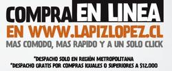 Ofertas de Lápiz López  en el catálogo de Las Condes