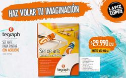 Ofertas de Viajes y tiempo libre  en el catálogo de Lápiz López en Puerto Montt