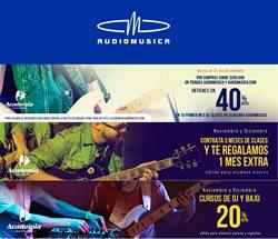 Ofertas de Música y películas en Audiomusica