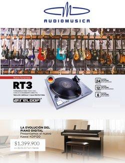 Ofertas de Audiomusica en el catálogo de Audiomusica ( Publicado ayer)