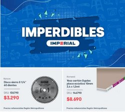 Ofertas de Imperial en el catálogo de Imperial ( Vence hoy)