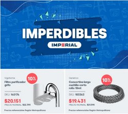 Catálogo Imperial ( Vence hoy)